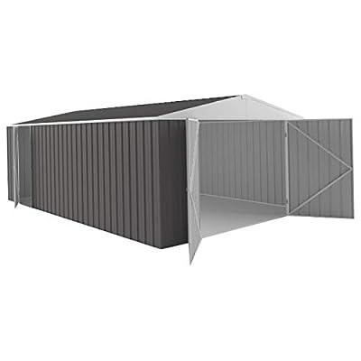 Weizhengheng Standard Eco-Friendly Steel Carport Garage/Metal Garages Steel:20''×10''×8''