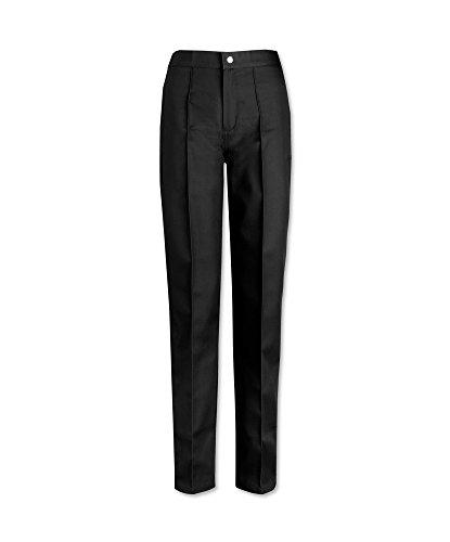 Alexandra 18 W40 Negro De tl 45 plano Color bk Mujer Talla Pantalón frAqSOf1w