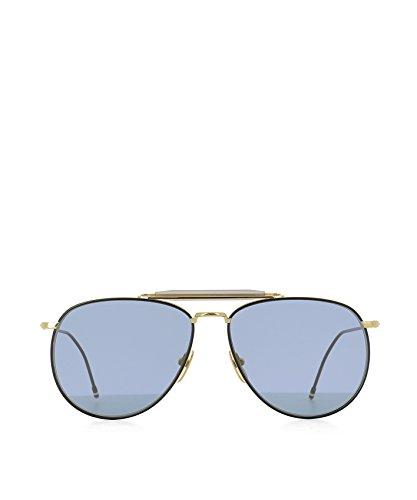 thom-browne-mens-tb015ltdnvygld62-gold-steel-sunglasses