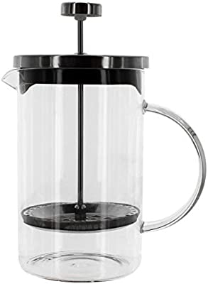 Café Prensa - Cafetera de émbolo de cristal 800 ml: Amazon.es: Hogar