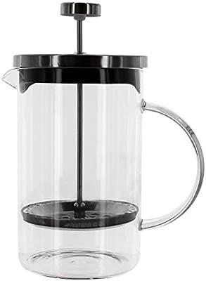 Café Prensa – Cafetera de émbolo de cristal 800 ml