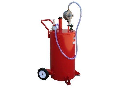 Dynamo DYOHTGC Capacity Steel Gas Caddy (25 -