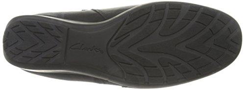 Clarks Allura Mystic Boot Black Leather