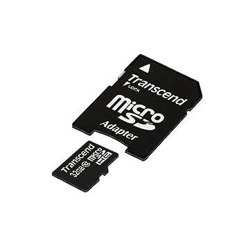 Amazon.com: Transcend, MicroSD, 16 GB, clase 10 [Non ...