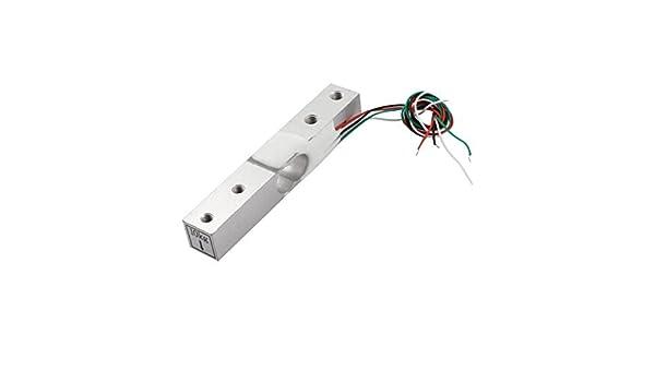 Amazon.com: 10Kg de aleación de aluminio Escala electrónica de la celda de carga Reemplazo del Sensor Para medir peso eDealMax a14071900ux0057: Industrial & ...