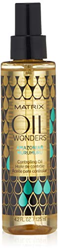 Control Matrix - MATRIX Oil Wonders Amazonian Murumuru Controlling Oil for Frizzy Hair, 4.2 Fl Oz