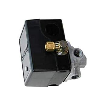 4 Port  56288020-01 56288020 Ingersoll Rand Pressure Switch 175//140 PSI