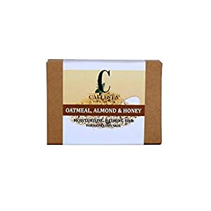 Callesta Dry Skin Defence – Oatmeal, Almond and Honey Soap – Controls Eczema