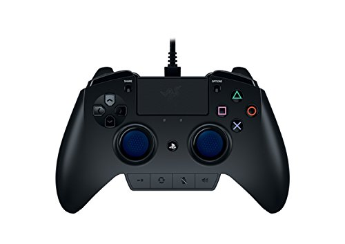 Razer Raiju Tournament Edition 4 Gaming Controller Bluetooth & Wired Connection (PS4 PC USB Controller with Four...