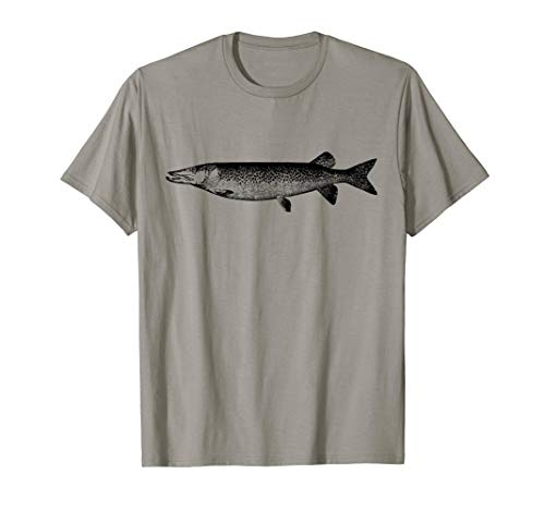 a9a7c0d6 Fishing: Musky Northern Pike T-Shirt