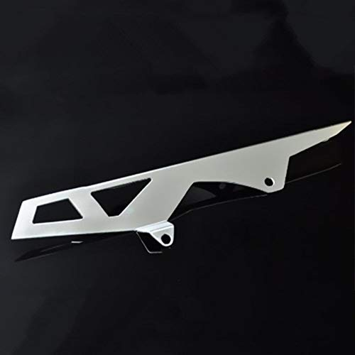 (Motorcycle Billet Aluminum Chain Guard Cover Protector For GSX-R600 GSX-R750 2006-2009)