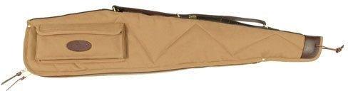 Soft Scoped Rifle Case - Boyt Harness Signature Series Scoped Rifle Case with Pocket (Khaki, 44-Inch)