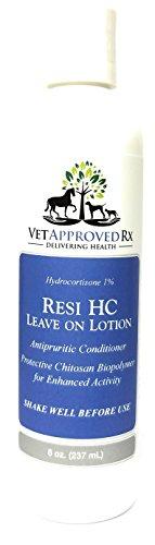 - VetApprovedRx Resi HC Leave On Conditioner (Generic ResiCort) 8 oz Bottle