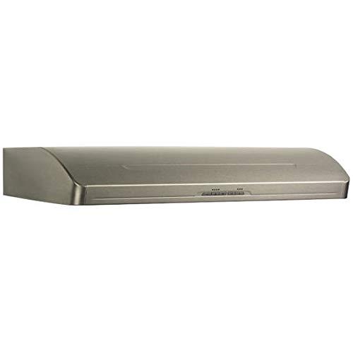 """Broan Elite 30"""" High Performance Range Hood Stainless Steel"""