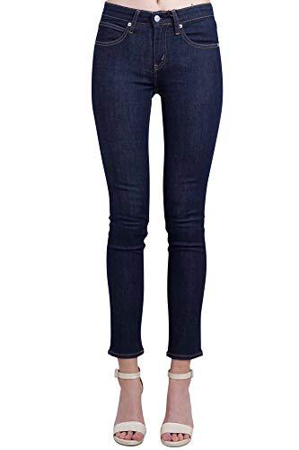 Klein Calvin A Taglia Donna 28 Scuro Ckj080 Jeans Superskinny Lavaggio UFwFrqd