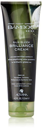 (Bamboo Shine Silk-Sleek Brilliance Cream, 4.2-Ounce )