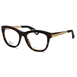 Christian Dior Women's Eyewear Frames CD 3288 52mm Havana QSH