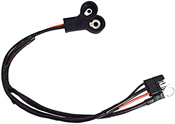 1969 mustang wiring harness amazon com 1969 mustang alternator harness 8 cylinder w o  1969 mustang alternator harness