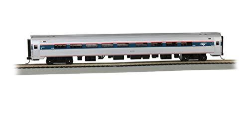 85' Budd Amtrak Passenger Car - Amfleet I Coach - Coachclass Phase VI #82708 - HO - Passenger Budd Car