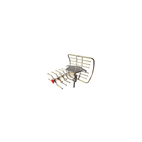 Zenith VN1ANRA28UL Outdoor Rotating TV Antenna Pack of ()