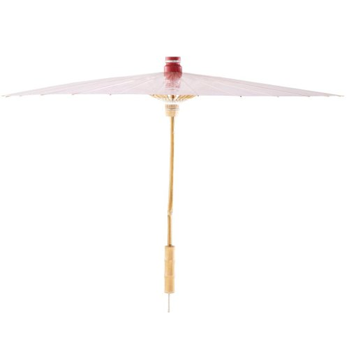 BRELLI Small Pink bling Umbrella by BRELLI