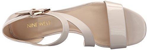Blancuzco Talen sandalias mujer de vestido West patente Nine qg7E0q