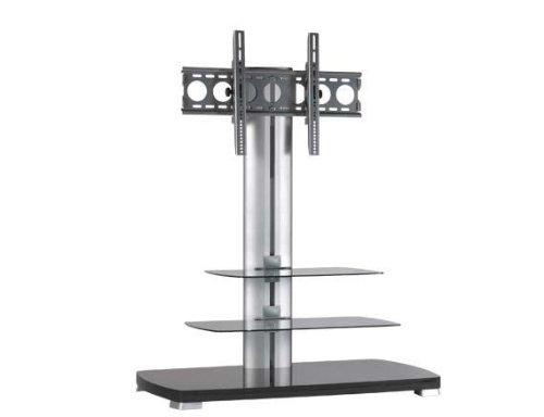 (SANUS SYSTEM Flat Panel TV Stand Furniture ( Platinum ) (Discontinued by Manufacturer))