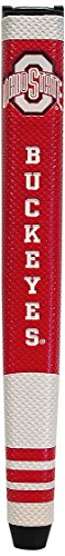 - Team Golf NCAA Ohio State Buckeyes Golf Putter Grip with Removable Gel Top Ball Marker, Durable Wide Grip & Easy to Control