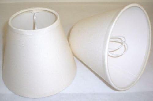 6 Pantalla para lámpara de mesa hecha a mano pequeña - Heavy ...