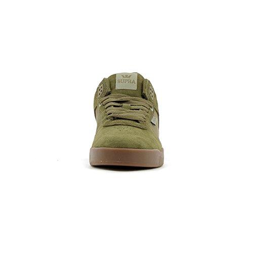 Supra - Mens Ellington Skate Shoes Olive/Khaki/Olive free shipping authentic nbp00J