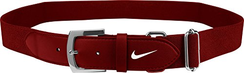 Nike Baseball Belt 2.0 Team Red Size One Size