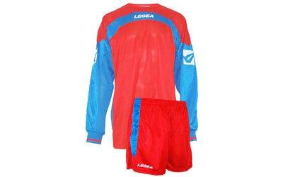 LEGEA Oviedo L/S Trikot-Set (Jersey & Short), Gr.XL