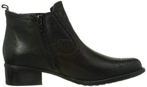 Tamaris 25488, Botas Chelsea para Mujer negro - Schwarz (Black 001)