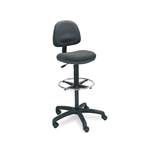 SAF3401BL - Safco Precision Extended Height Chair with Footring