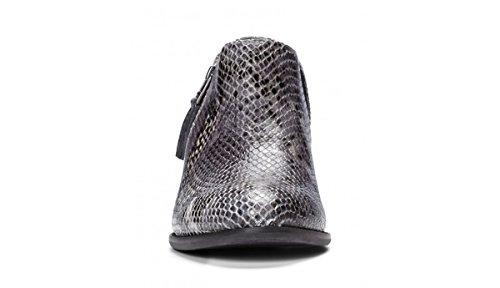 Vionic  Vionic Taber With Fmt Technology,  Damen Stiefel , Grau - Slate Snake - Größe: 42 2/3