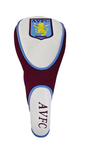 Aston Villa Football Club Golf Headcover Extreme Fairway Golf Accessories by Aston Villa F.C.