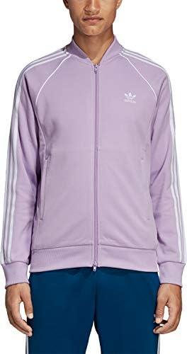 adidas SST TT veste purple glow: : Vêtements et