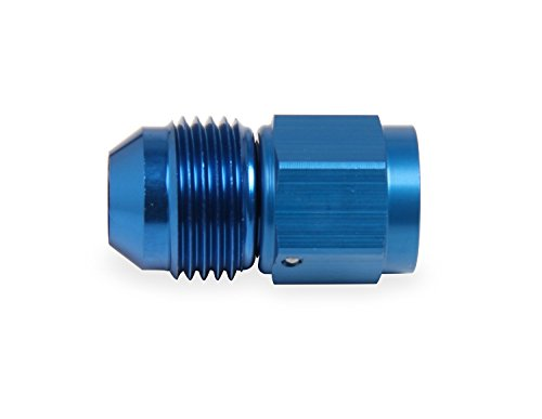 Earls 9893034ERL Blue Anodized Special Purpose Aluminum Adapter