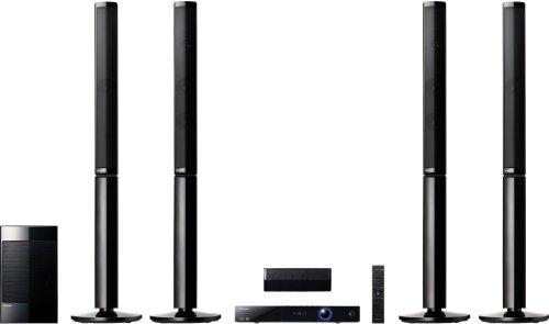 Pioneer BCS-424 5.1 Blu-ray Heimkinosystem (HDMI, DLNA, USB 2.0, neues Lautsprecher-Design, Karaoke-Funktion) schwarz