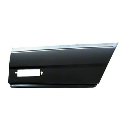 Quarter Skin Rear Panel (Goodmark Quarter Panel Rear Lower Skin Piece for 81-88 Chevrolet Monte Carlo)