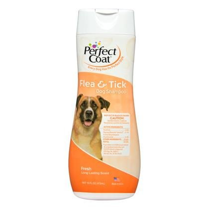 Perfect Coat Flea & Tick Dog Shampoo