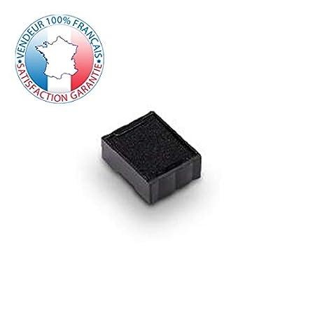 Cassette dencrage 6//4921 pour tampon TRODAT PRINTY 4921 6//4921D - Vert Encre tampon encreur 5 couleurs disponibles