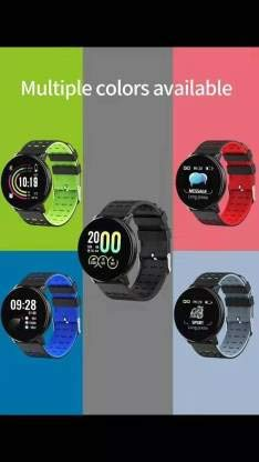 KEMIPRO Fitness Watch/Smart Watch/Activity Tracker/Fitness Band with Colored Display Waterproof, Heart Rate Sensor, Call…