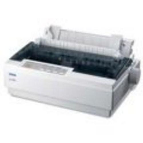 LX-300+ II 300cps 9-pin Parallel Standard Monochrome Dot Matrix Printer by Epson (Image #1)