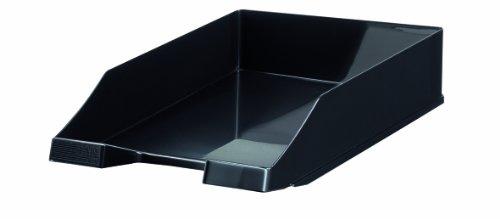 HAN 1027-X-13, Briefablage KLASSIK, Modern, Schick und Hochglänzend, 10er Packung, schwarz
