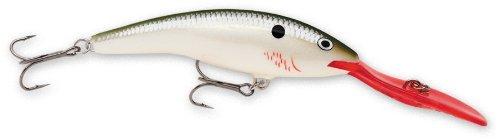 Rapala Deep Tail Dancer 11 Fishing lure, 4.375-Inch, Bleeding Pearl