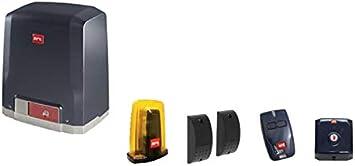 Dieffematic Kit BFT Deimos Ultra BT A400 24 V 400 kg BFT Motor Puerta Corredera Automático: Amazon.es: Hogar