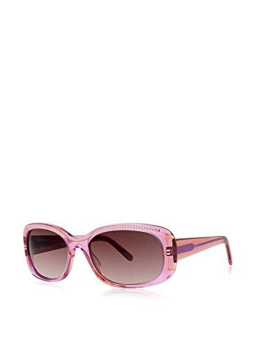 Vera Luxe Wang penumbra sol gafas Rosado de fwPfFgrq8