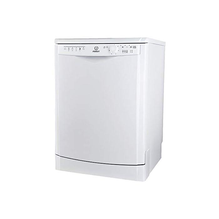 31rQDFuY7ML DFG15B10 EU INDESIT. Eficiencia energécia: A+. Color: Blanco.