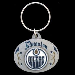 Nhl Key Ring Edmonton Oilers (NHL Key Ring - Edmonton Oilers)